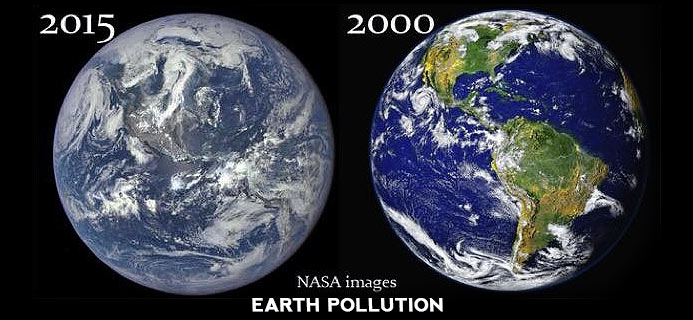 EARTHPOLLUTION