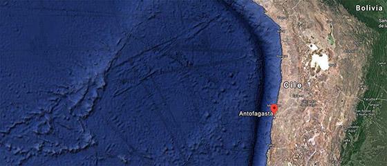Velocità di incontri Antofagasta