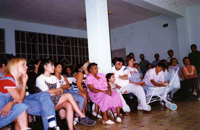 Uruguay Montevideo 31 Marzo 1996 Carcere Femminile.