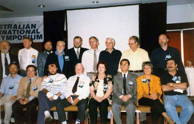 Australia Brisbane - Congresso Ufologico Internazionale svolto all'Hotel Carlton Crest.