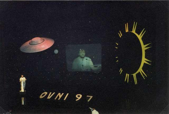 Acapulco - Mexico 17 Dicembre 1997 Congresso Ufologico.