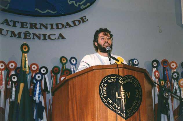 Brasilia - Brasile 8 Dicembre 1997.