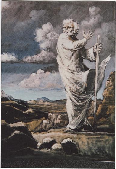 Dipinto di Gianfranco Antoni560