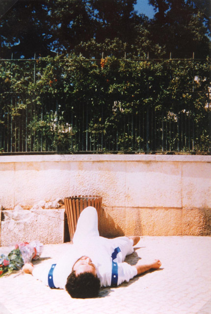 2 settembre 1989 Giorgio riceve le stimmate dalla Madonna