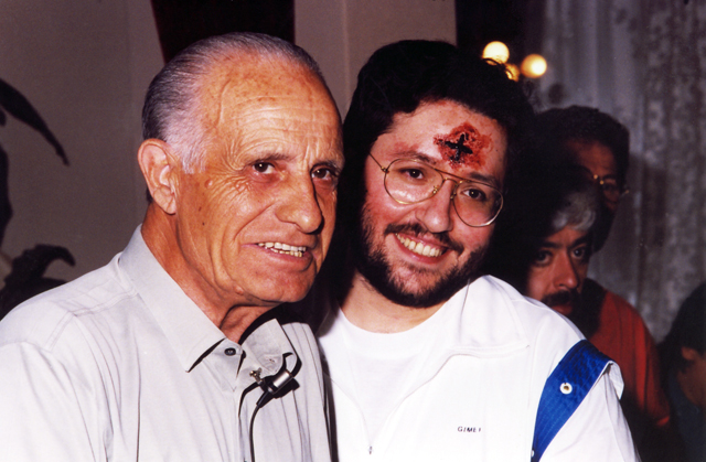 Sicilia - Nicolosi 12 Settembre 1993 Conferenza presso L'Hotel Gemmellaro.